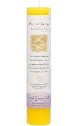 Herbal Magic Pillars - Positive Energy