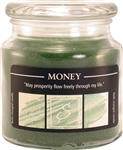 Herbal Jar Candle - Money