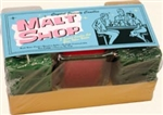 Six Piece Gift Set - Malt Shop (Retro)