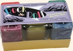 Six Piece Gift Set - Rock N Roll (Retro)