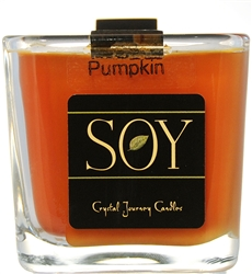 Soy Jar Candles - Pumpkin