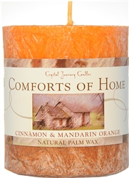 Natural Pillars - Comforts of Home