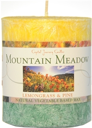 Natural Pillars - Mountain Meadow