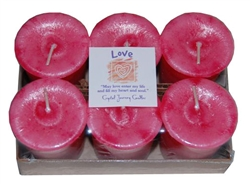 Valentine Votives - Box of 6