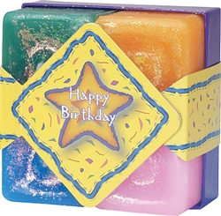 Herbal Gift Set & Card - Birthday