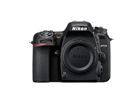 Nikon D7500 20.9 MP 4K DSLR Body Only