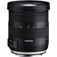 Tamron 17-35mm F/2.8-4 Di OSD  Wide Angle Zoom Lens (for Canon EOS)