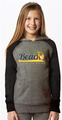 The Beach Kids Colour Block Hood