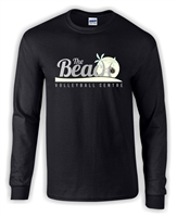 The Beach Silver Long Sleeve Tee
