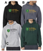 Balmoral Hall Youth Russell Pullover Hoody