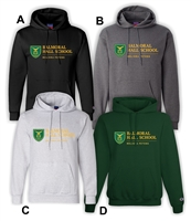 Balmoral Hall Dayton Fleece Hoody