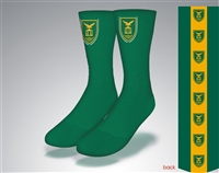 Balmoral Hall Calf Socks