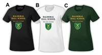 Balmoral Hall Pro Team Short Sleeve Tee