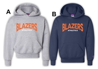 Blazers Athletics Youth Fleece Hood