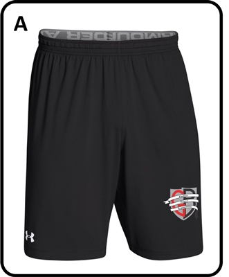 General Byng UA Shorts