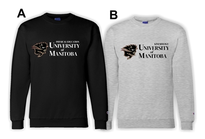 Faculty Bison Russell Crewneck