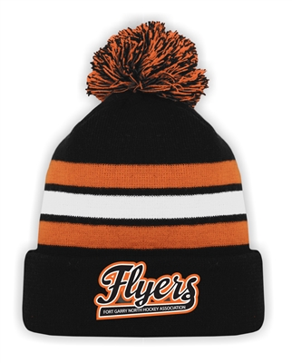 Flyers Knitted Beanie Toque