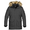 Expedition Mens Hooded Parka