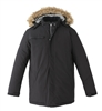 Glacier Mens Hooded Parka