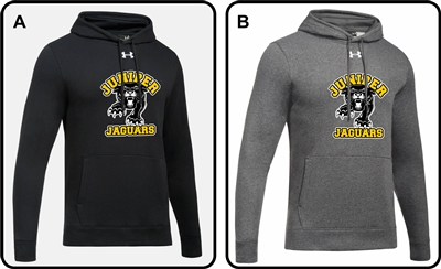 Juniper Jaguars Youth UA Hustle Hoody