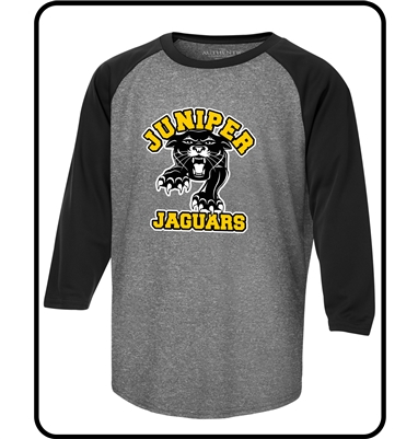 Juniper Jaguars Baseball Shirt