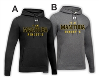 Team Manitoba UA Adult Hustle Hoody