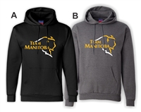 Team Manitoba Champion Fleece Hood
