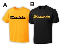 Team Manitoba Tech Tee