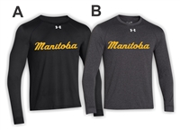 Team Manitoba UA Long Sleeve Tee