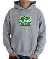 Miles Mac Buckeyes Embroidered Hooded Sweatshirt