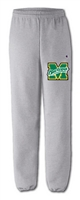 Miles Mac Closed Bottom Buckeyes Sweatpant