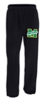 Miles Mac Buckeyes Embroidered Sweatpants