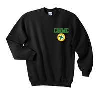 Miles Mac Compass Embroidered Sweatshirt