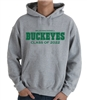 Miles Mac Grad Embroidered Hooded Sweatshirt