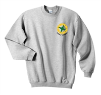 Miles Mac Grad Embroidered Sweatshirt