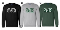 SJR School Apparel Fleece Crew