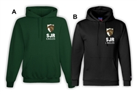 SJR School Apparel Shield ECO Fleece Hood