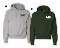 SJR School Apparel Reverse Weave Hood