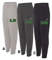 SJR School Apparel Sueded Fleece Jogger
