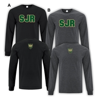 SJR School Apparel Long Sleeve