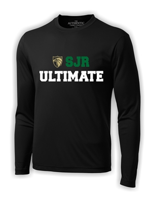SJR MS Ultimate Long Sleeve Warm Up Shirt