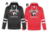 Stallions Adult Fleece Hockey Hoodie