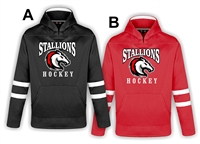 Stallions Youth Fleece Hockey Hoodie