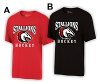 Stallions Pro Team Short Sleeve Tee