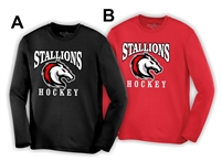 Stallions Pro Team Long Sleeve Tee