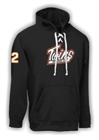 Twins Lace-Up Hoody