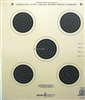 NRA Official Smallbore Rifle Target  A-7/5 - Box of 1000