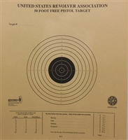 NRA Official Pistol Target  B-11 - Box of 1000