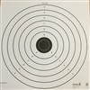 Official Pistol Target  B-22 - Box of 200