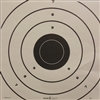 Official Army L Pistol Target  B-23 Center - Box of 1000